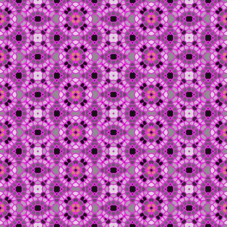 regular: Estratto piastrellabile senza soluzione di regolare mosaico ornamentale