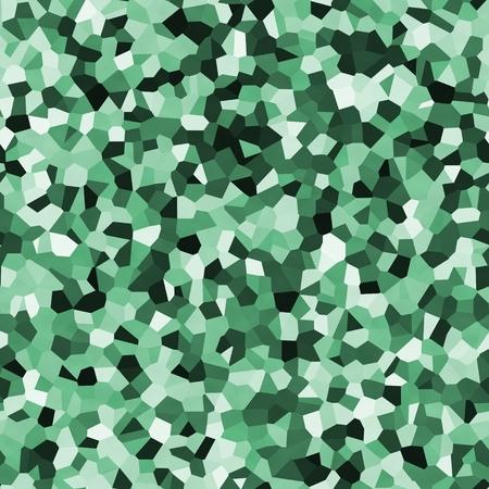 Green infinity pattern photo