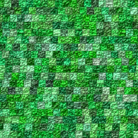neurosis: Green abstract glossy pattern