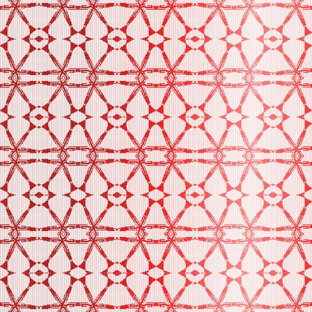 crocheted: Crocheted lace Stock Photo