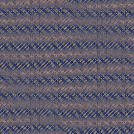 crocheted: Embroidery retro curtain seamless pattern