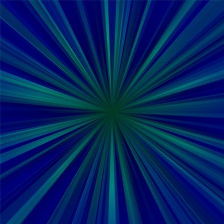 disengagement: Blue regular rays