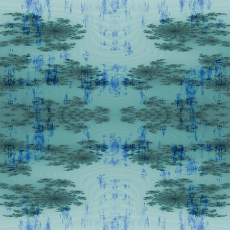 antisocial: Abstract seamless fractal blue gray background