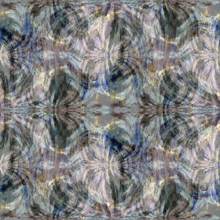 mangy: Abstract seamless fractal background with textured grunge effect - computer generated graphic