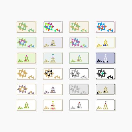 decorative lines: Colecci�n de fondos con l�neas decorativas y patrones conceptuales tri�ngulo - relaci�n de aspecto de tarjetas 819x468 individual.
