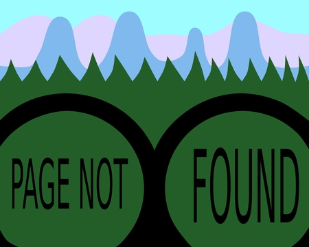 collisions: Page not found - binoculars