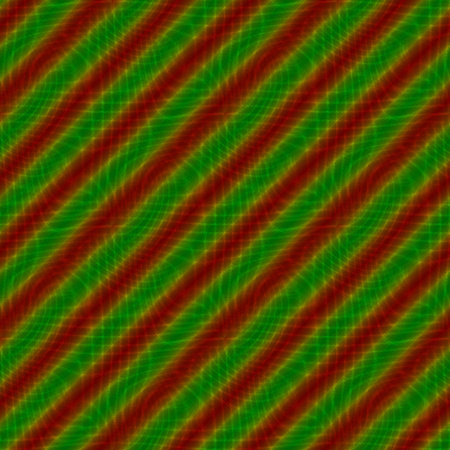 tile able: Red green oblique striped tile able background Stock Photo