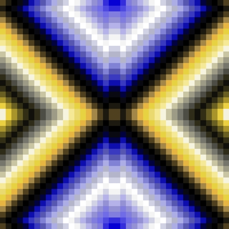 tile able: Abstract decorative mosaic pattern composed of small angular tiles