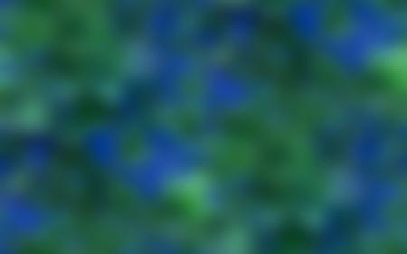 horizontally: Pixelated blue green horizontally background
