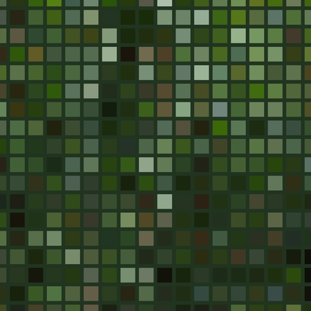 pixelation: Green abstract pixelated background