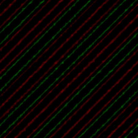 bias: Red green black bias pattern