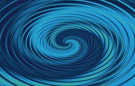 azul turqueza: Azul turquesa remolino decorativo. Fondo abstracto del color forma oblonga en las dimensiones utilizables como visita o tarjeta de visita.