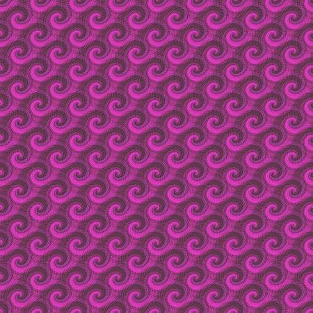 Seamless pink ripples regular pattern - digitally rendered design