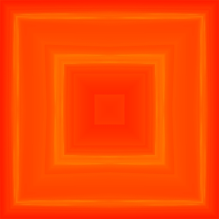 attention grabbing: Abstract square orange attention grabbing background