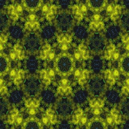 regular: Abstract regular kaleidoscope background - computer generated graphic