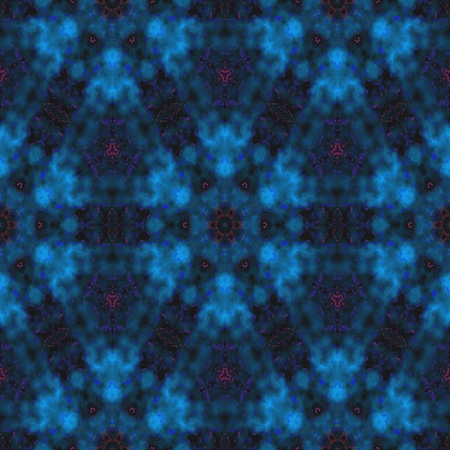 tileable: Abstract tileable blue black pattern