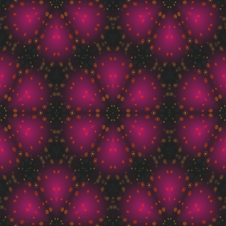 sidebar: Purple black kaleidoscope decorative tileable sidebar