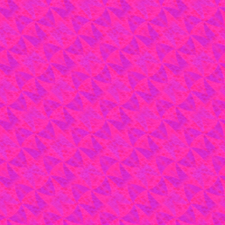 garish: Abstract geometric pink decorative tile - computer generated pattern