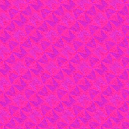 garish: Abstract geometric pink decorative tile - computer generated pattern