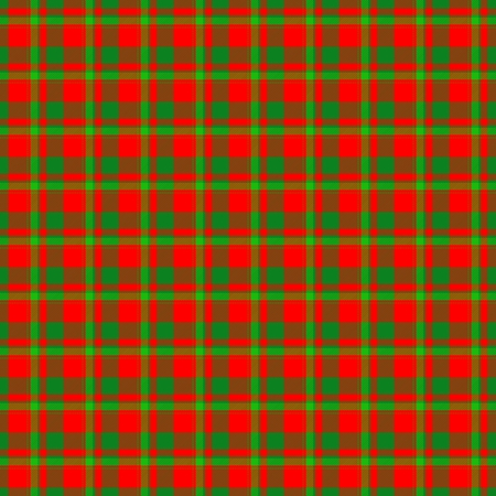rosso verde: Red green checkered backdrop Archivio Fotografico