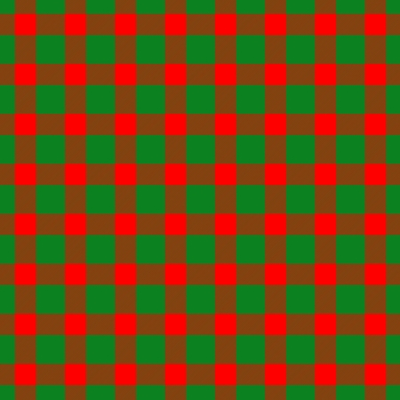 checkered background: Red green checkered background