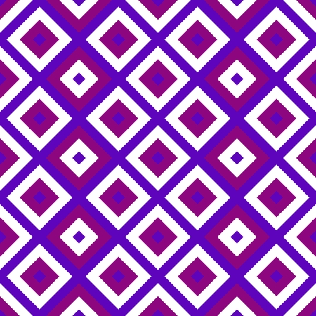 checkerboard backdrop: Purple white oblique checkered background
