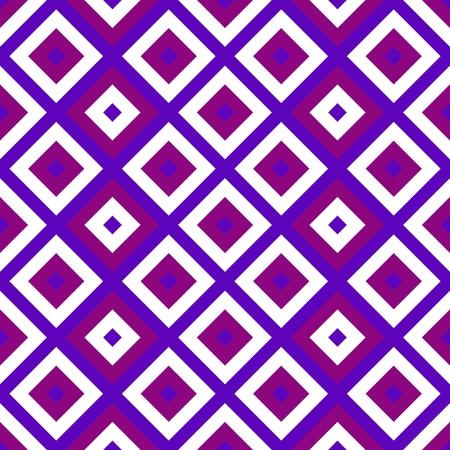 oblique: Purple white oblique checkered background