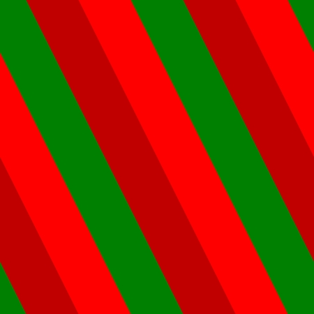 rosso verde: Red green uniform oblique stripes pattern Archivio Fotografico