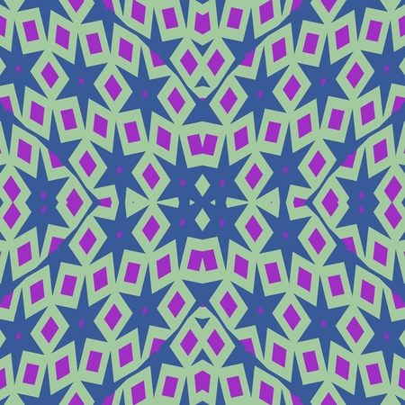 soiree: Abstract starry colorful blue purple pattern Stock Photo