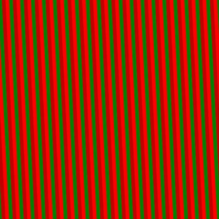 sidelong: Regular red green stripes seamless pattern