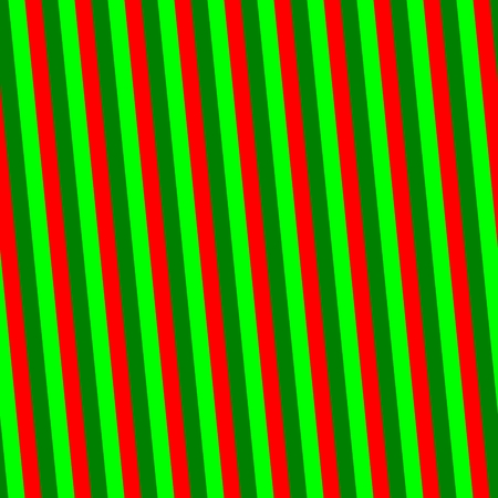rosso verde: Red green oblique striped pattern Archivio Fotografico