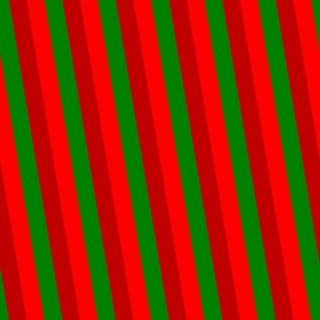 sidelong: Abstract red green striped wallpaper Stock Photo