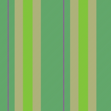 cloth texture: Abstract seamless vertically stripped green beige decor with cloth texture - digitally rendered pattern Stock Photo