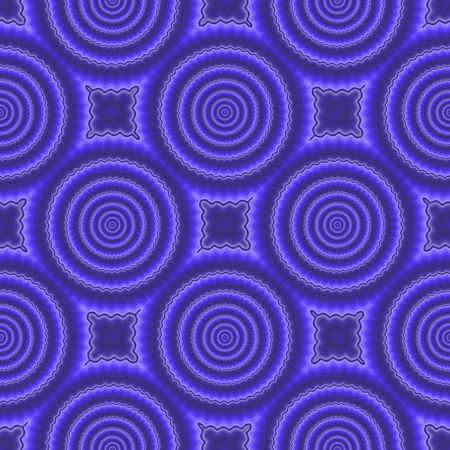 composed: Abstract regular violet pattern composed of concentric circles