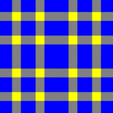 checkered pattern: Abstract yellow blue checkered pattern