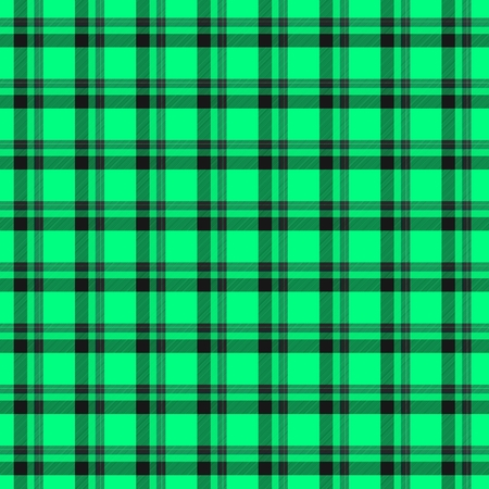 green and black: Abstract green black checkered wallpaper Stock Photo