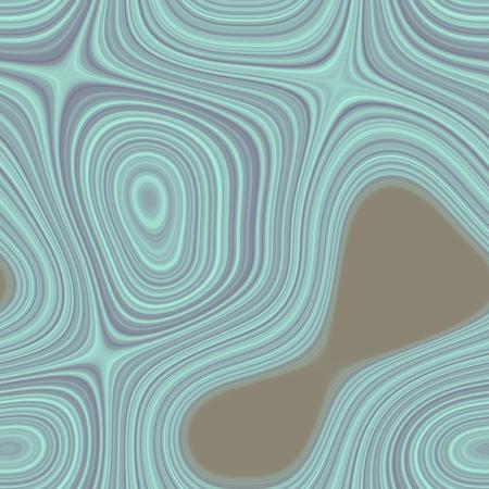 muted: Muted blue ocher seamless textured wavy pattern