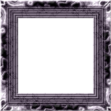 luster: Dark violet frame with a strong luster. Suitable for black and white or monochrome effect.