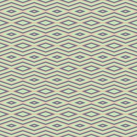 mirroring: Abstract modern trendy gray pink green mirroring regular seamless pattern
