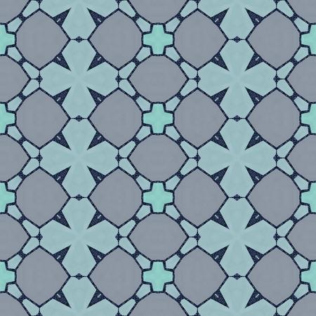 regular: Abstract regular mosaic seamless pattern