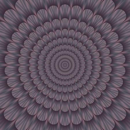 flowery: Flowery petal background in old lavender shades - digitally rendered pattern
