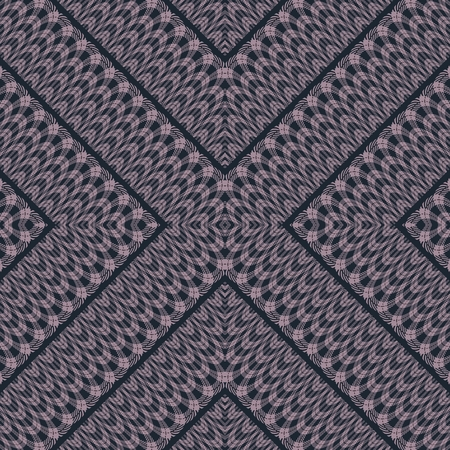 lacy: Abstract filigree lacy smoky decorative cross seamless pattern