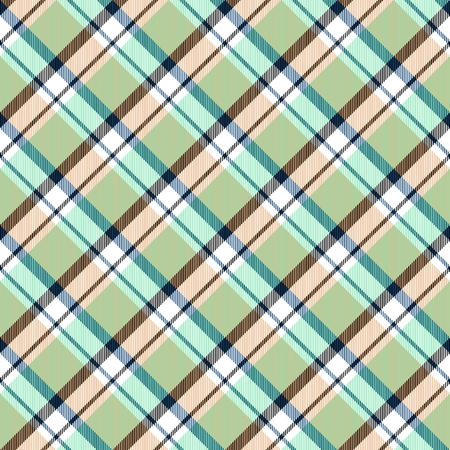 oblique: Abstract checkered oblique seamless pattern