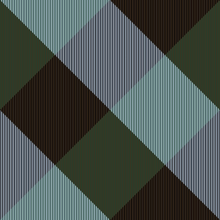 complementary: Abstract smoky gray seamless checkerboard pattern with complementary colors Stock Photo