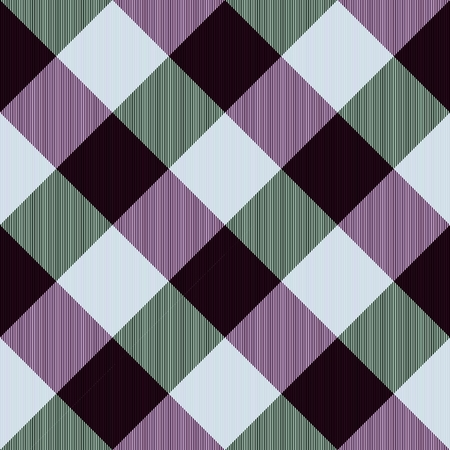 complementary: Abstract smoky violet aschen lilac seamless checkerboard pattern with complementary colors