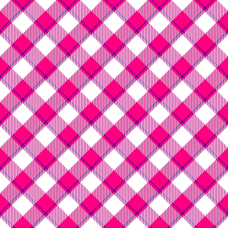 diagonally: Abstract checkered diagonally red white digitally rendered tile able background