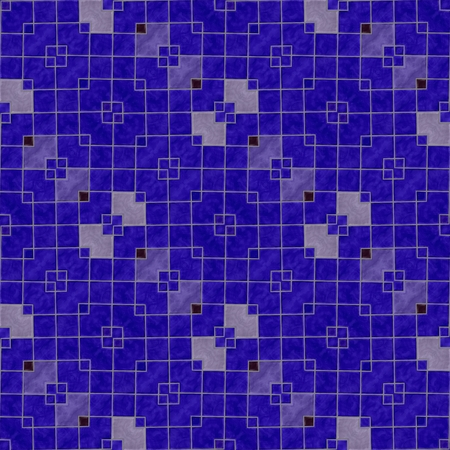 diagonally: Abstract seamless violet pattern in retro art nouveau style
