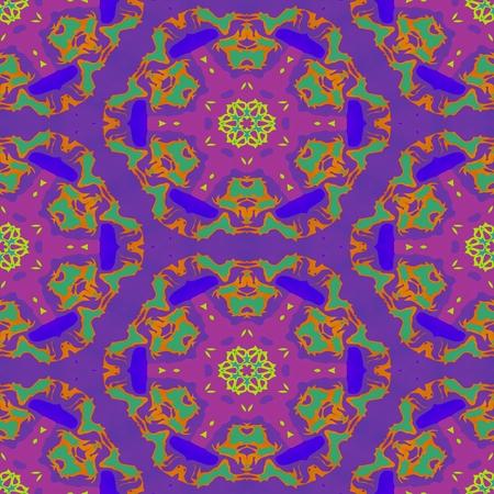 iridescent: Decorative playful iridescent seamless pattern