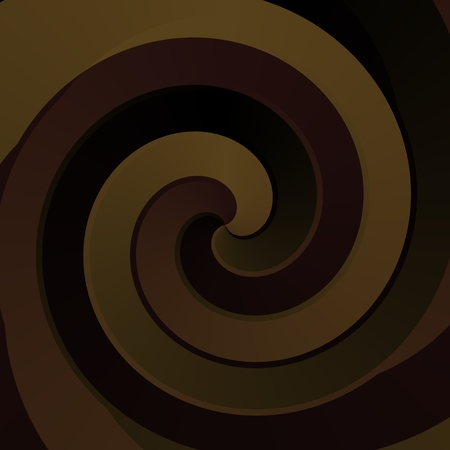 murky: Abstract geometric fractal swirl background