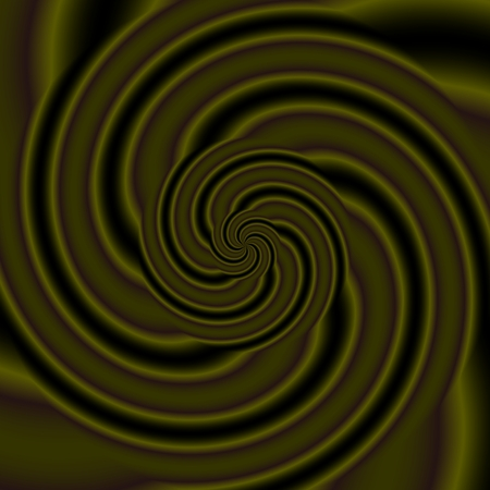 obscure: Abstract geometric fractal swirl background